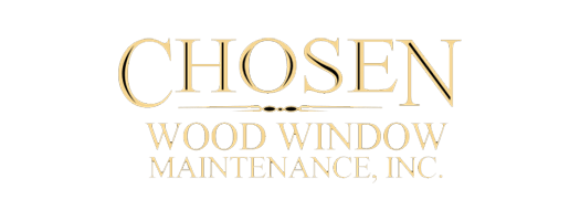 Chosen Wood Window Maintenance